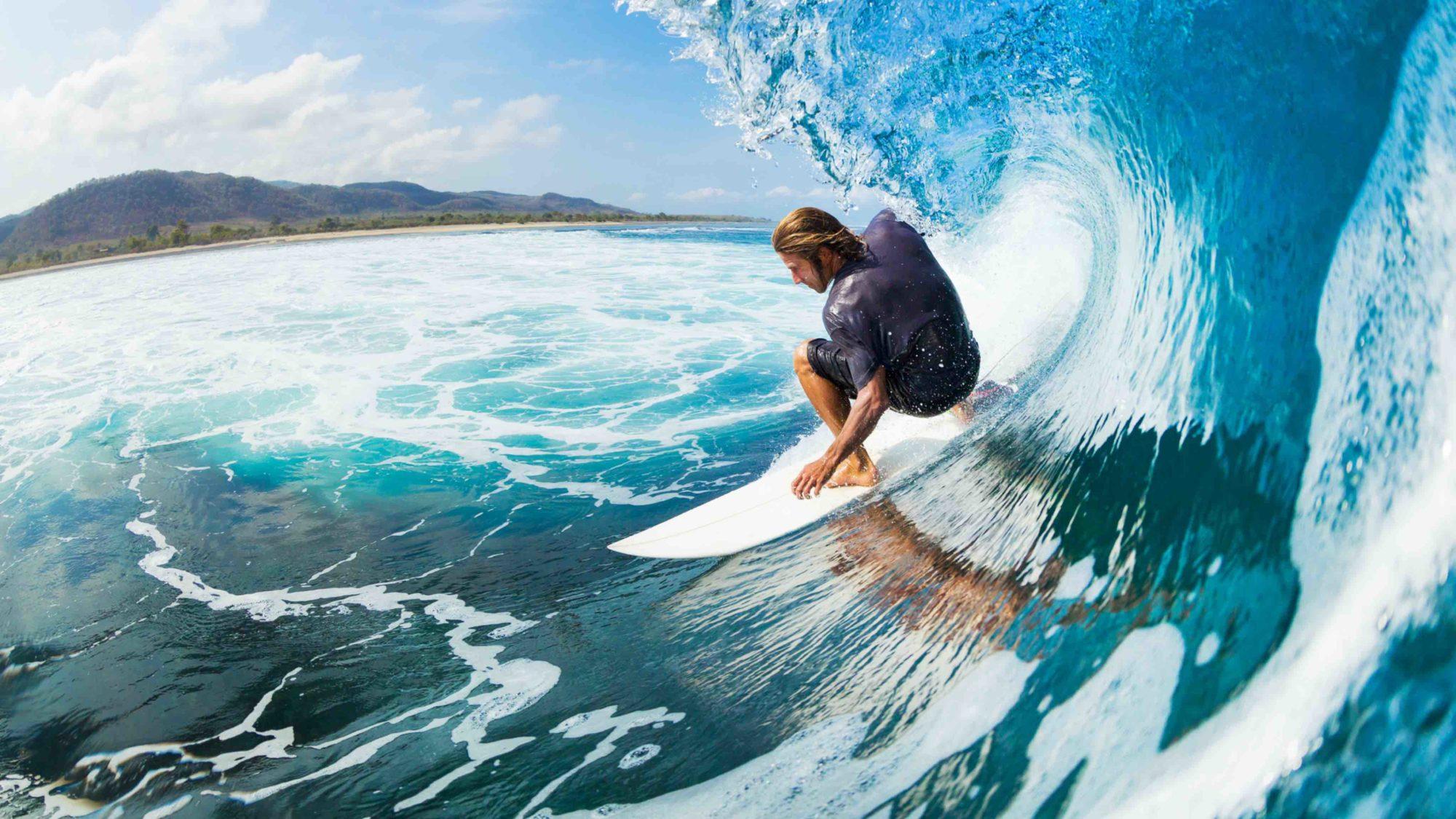 LESÕES DO JOELHO NO SURFE